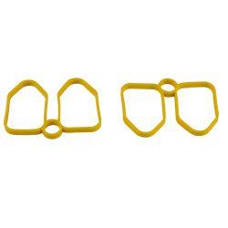 واشر منیفولد عینکی دوگانه سوز پژو 405 <br>  کد کالا: 1206011