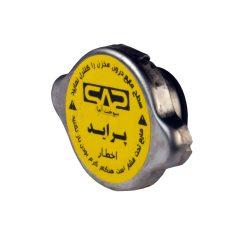 درب رادیاتور پراید فلزی <br>  کد کالا: 1104016