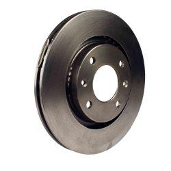 دیسک ترمز چرخ جلو پژو 206 TU5 <br>  کد کالا: 1402006